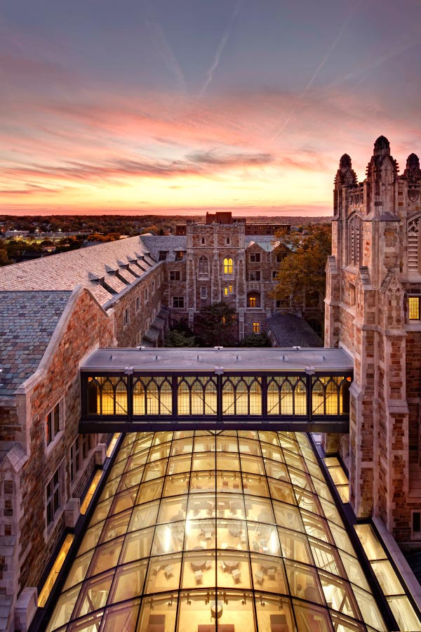 Surgical Masonry Restores University Of Michigan Architecture